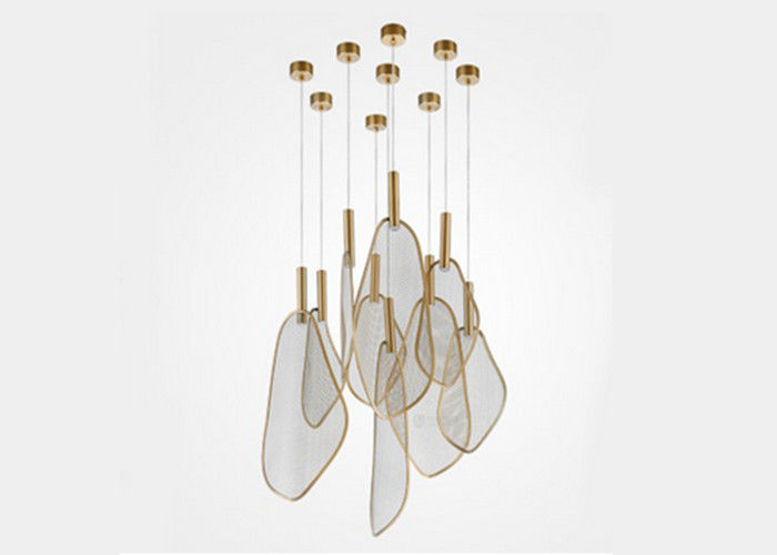 Bathroom Modern LED Downlight Ceiling Light Dragonfly Wing Shaped No Mercury