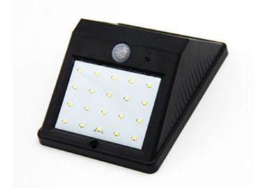 140LM Exterior LED Landscape Lighting Solar Led Wall Light Motion Sensor 3.7V