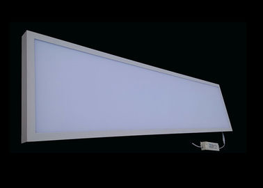 China Overhead Bright 48W Led Recessed Ceiling Panel Lights 300x1200 3600 Lm factory