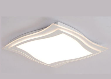 China Square 4000K Thin LED Flat Panel Ceiling Lights 30w High Lumen Led Panel factory
