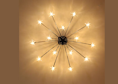 China Fancy Star Led Downlight Ceiling Light Dining Room Chandeliers Nordic Style factory