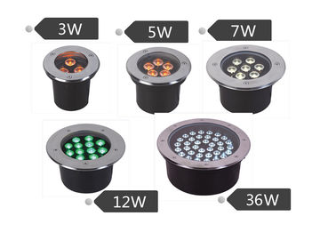 3W 5W Led In Ground Path Light Ground Led Spotlights For Public Square