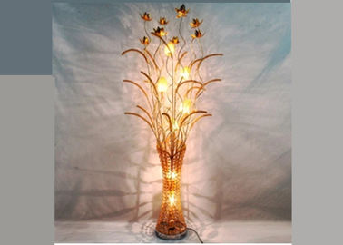 China Art Decorative Floor Lamp Eye Protection  Led Floor Lamps For Home Aluminum Body factory